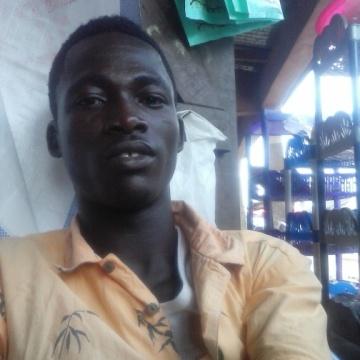 Sandoval Nyamekeh, 27, Accra, Ghana
