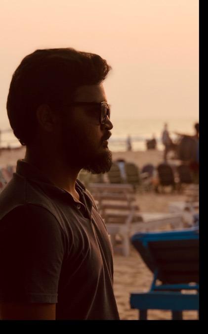 Srinathraomarripelli, 25, Hyderabad, India