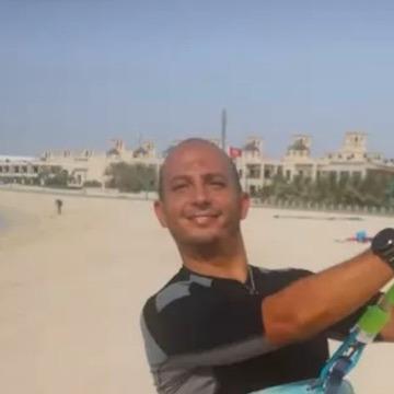 Zegy Zeekaki, 42, Dubai, United Arab Emirates