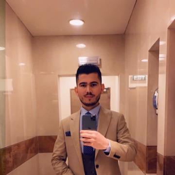 Husen Siyan, 26, Erbil, Iraq