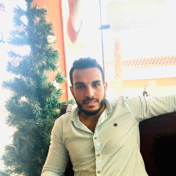Mahmoud Boyka, 30, Aswan, Egypt