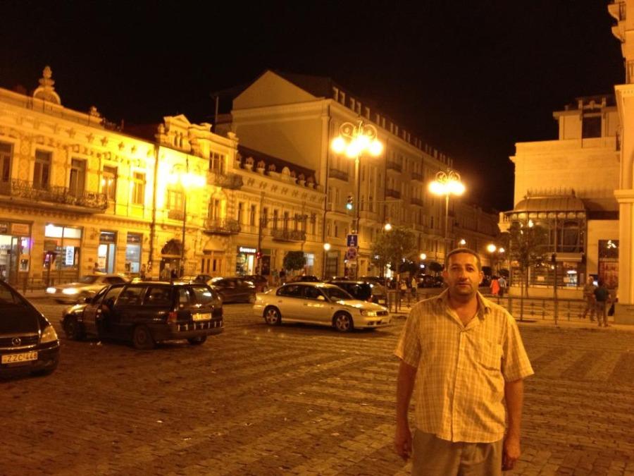 ahmed, 49, Baghdad, Iraq