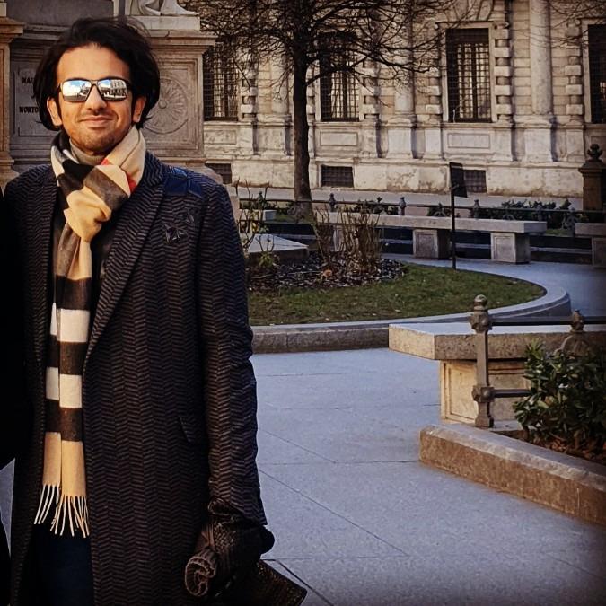 Mohammed Alhilal, 35, Jeddah, Saudi Arabia