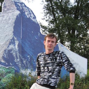 Alexei Salikov, 42, Minsk, Belarus