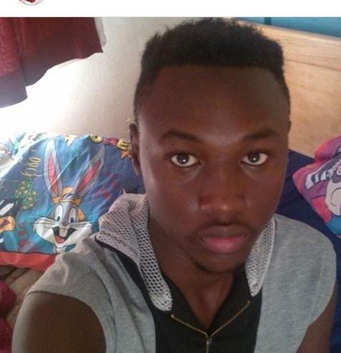 Capsin, 24, Nairobi, Kenya