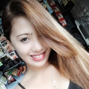 Vanessa Liaging, 24, General Santos, Philippines