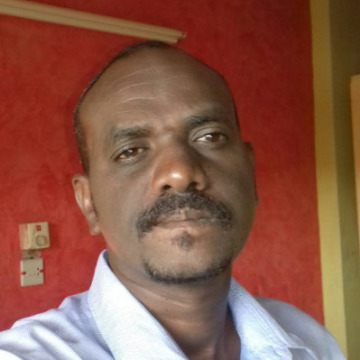 Hamoda Amed, 39, Khartoum, Sudan