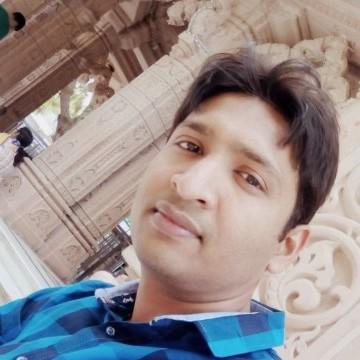 Kabir, 29, Rajkot, India