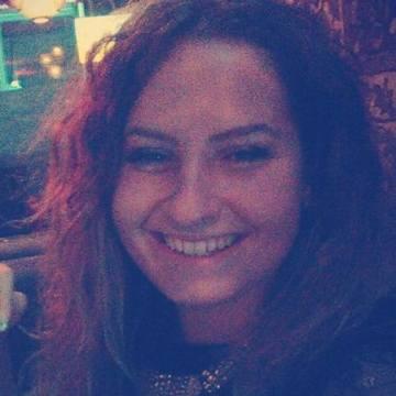 Sevda Gqmcheva, 24, Sofia, Bulgaria
