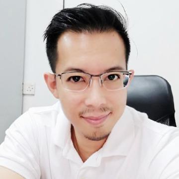 Gavin Chow, 42, Singapore, Singapore