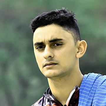 Sameer Kumar, 26, Ni Dilli, India