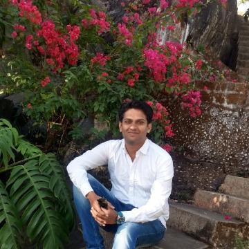 Harsh, 30, Ahmadabad, India
