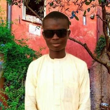 Abubakar lawan, 25, Maiduguri, Nigeria