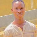Cédric Irié, 18, Abidjan, Cote D'Ivoire