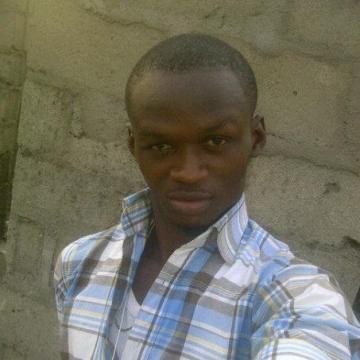 Gentle DonCollins, 30, Lagos, Nigeria