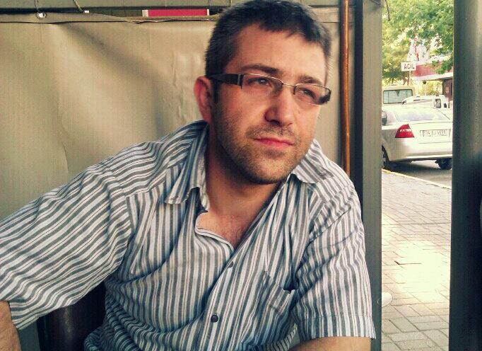 İsmail Taştekin, 37, Istanbul, Turkey
