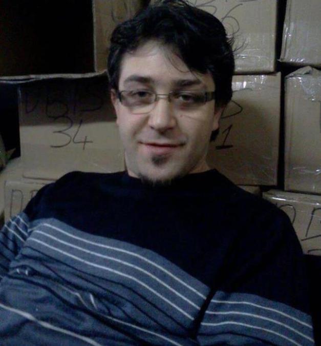 İsmail Taştekin, 36, Istanbul, Turkey