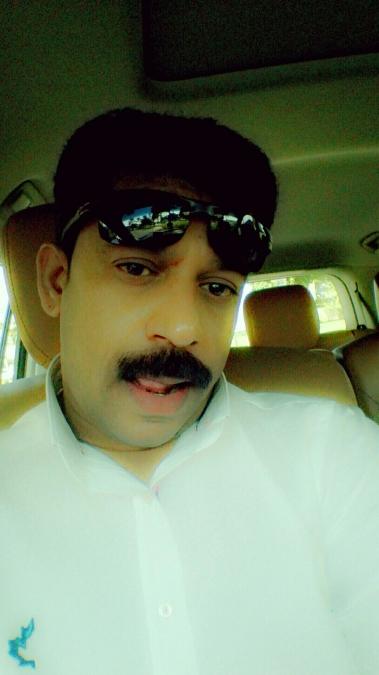 T.P.DILEEP, 35, Dubai, United Arab Emirates