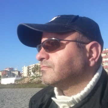 sezgin, 40, Alanya, Turkey