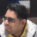 Priyank Jha, 35, Calcutta, India