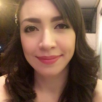 Linda Harold, 35, Manila, Philippines