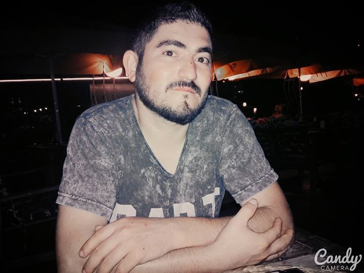 TC Murat Kurt, 36, Istanbul, Turkey