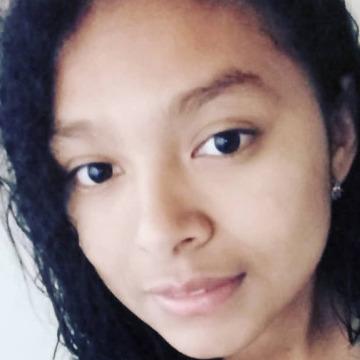 Fernanda Arrieta, 22, Medellin, Colombia