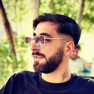 Ferdi Karabulut, 23, Izmir, Turkey