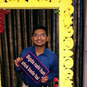 Rakesh Chougule, 32, Bangalore, India