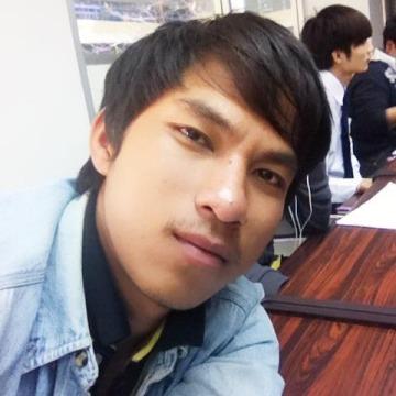 SalMonz, 31, Khu Khot, Thailand