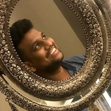 Sid, 31, Hyderabad, India