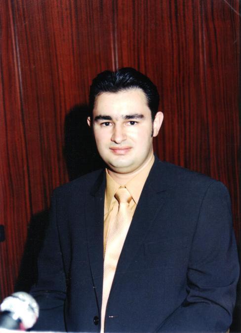 Hasan Yalçınkaya, 47, Ankara, Turkey