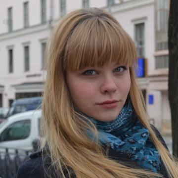 Liza, 27, Minsk, Belarus