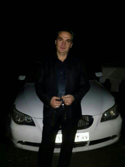 Naser Naseri, 40, Zanjan, Iran