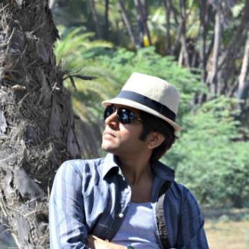 Jay, 36, Mumbai, India