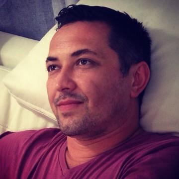 Konstantin Kalinin, 42, Tel Aviv, Israel