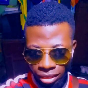 Olubodun Peter, 25, Lekki, Nigeria
