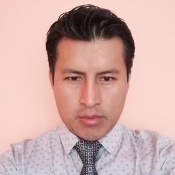 Freddy Berrocal, 35, Lima, Peru