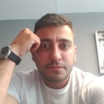yunus emre genç, 28, Istanbul, Turkey