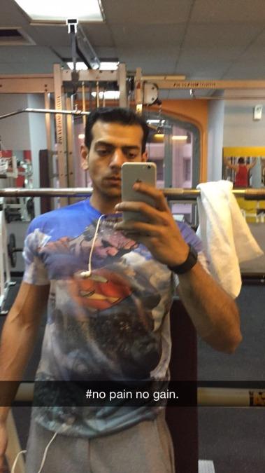 Azeem, 32, Abu Dhabi, United Arab Emirates