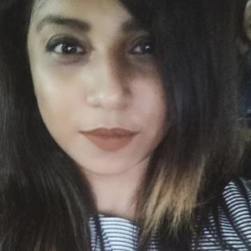 Ananya Chakraborty, 29, Calcutta, India