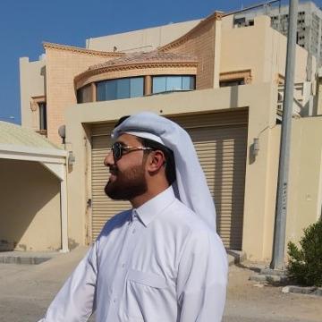 Sohaib, 26, Doha, Qatar