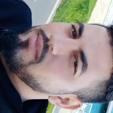 Younes Akkaoui, 27, Tangier, Morocco