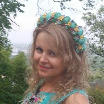 Nataliia Panchenko, 44, Zaporizhzhya, Ukraine