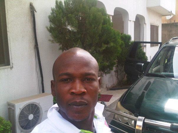 Oladipupo Ladeinde, 38, Cotonou, Benin