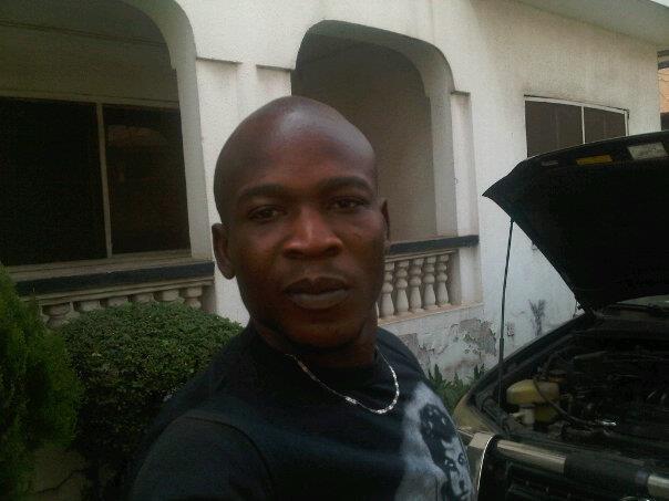 Oladipupo Ladeinde, 39, Cotonou, Benin