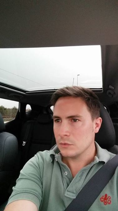 Joaquin, 37, Madrid, Spain