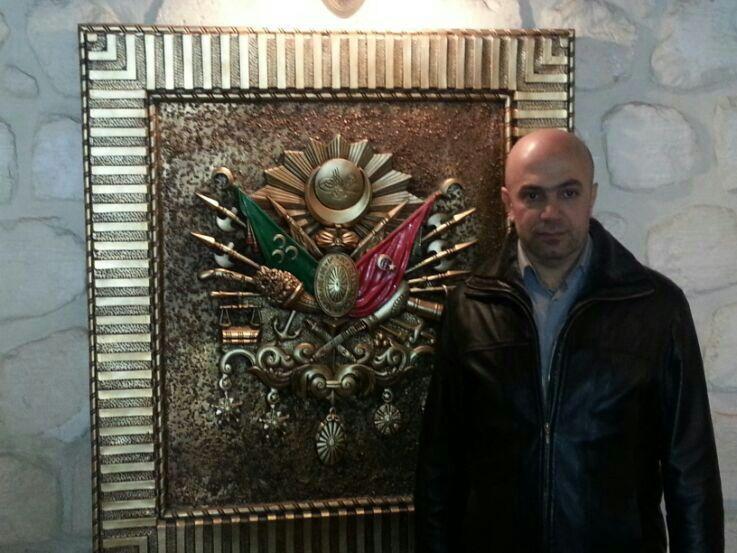 Mehmet, 43, Istanbul, Turkey
