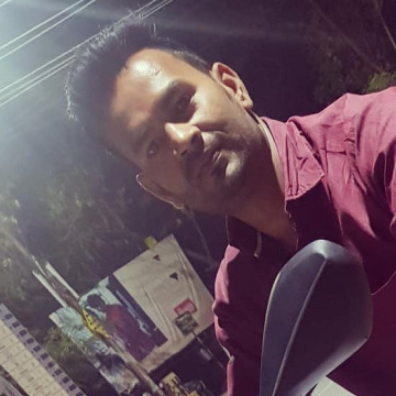 Kunal Gope, 31, Gaya, India
