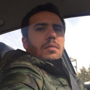 Navid Shabani, 35, Istanbul, Turkey